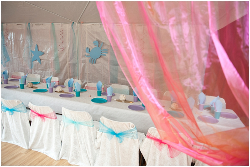 Children's Mermaid Party