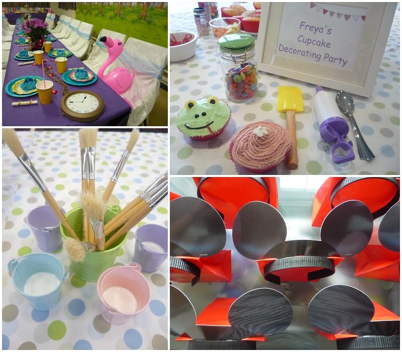 Buttons Children's Parties