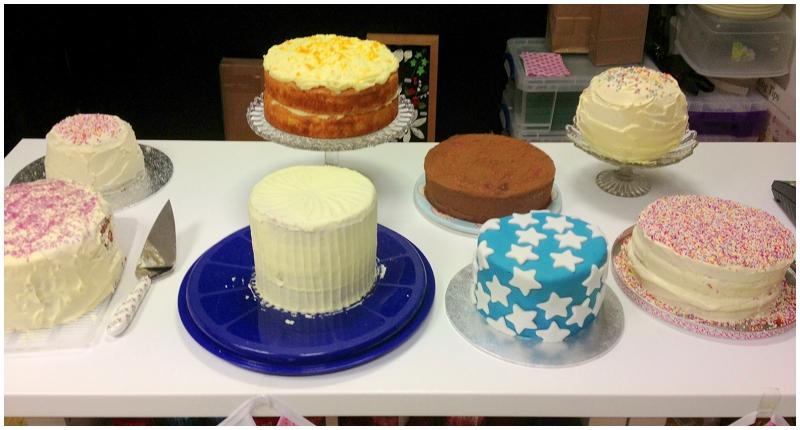 Cake Club surprise