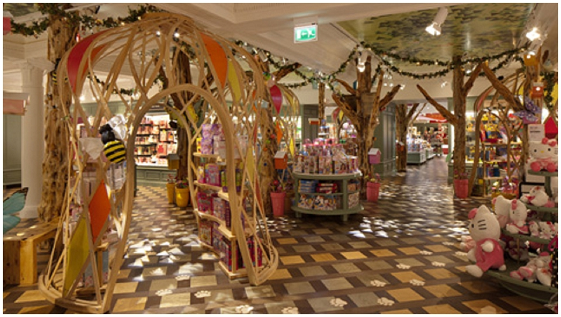 Toy Kingdom Harrods