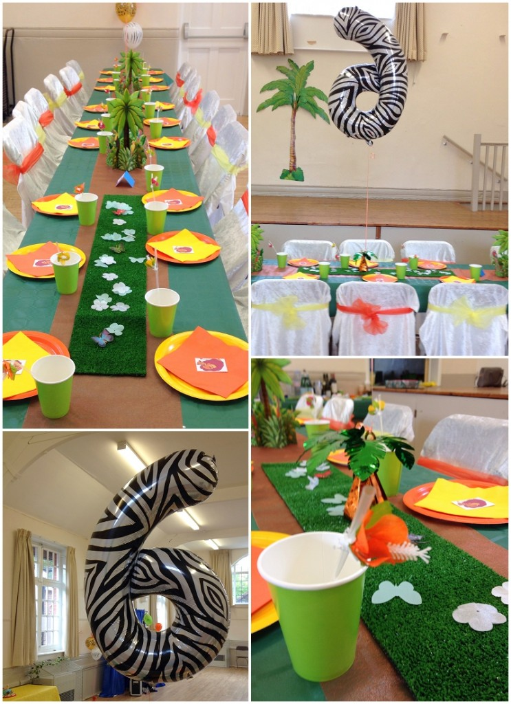 Lion king themed party ellie kelly blog for Dekoration fur babyparty
