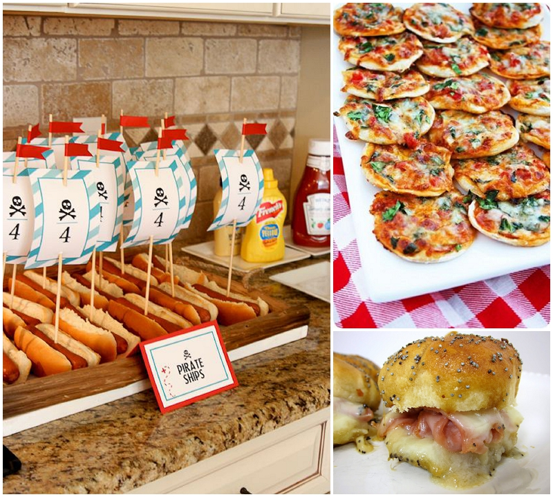 Food Ideas For Childrens Party